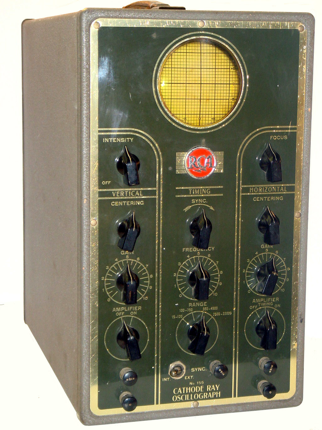 Old Ge Test Instruments : Vintage electronic test equipment amateur girls strip
